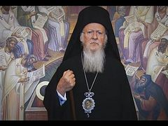 Message from His All-Holiness on the Holy and Great Council