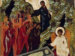 Соучастницы ангельского благовествования