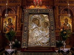 The great veneration for the Mother of God among the monks of the Holy Mountain Athos