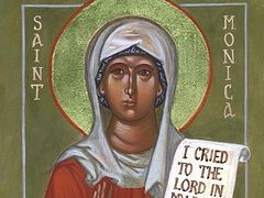 St. Monica: Model of Wifely Forbearance