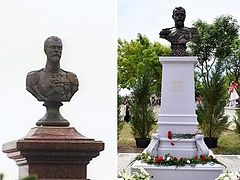 Two New Busts of Emperor Nicholas II Unveiled in Russia