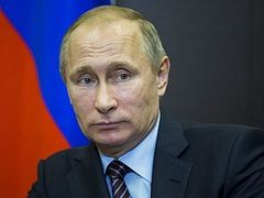 Russian President Putin to visit Athens and Mount Athos in late May