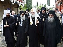 Patriarch Kirill to visit Athos in late May