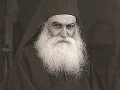 Elder Ephraim of Katounakia, Holy Mountain: Ecumenism is dominated by unclean spirits