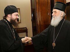 Sretensky Monastery awarded Order of St. Sava in Belgrade