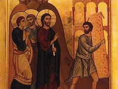 Sermon for the Sunday of the Paralytic