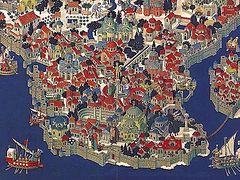 Константинополь – столица империи