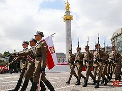 Georgia celebrates 25th anniversary of independence from Soviet Union