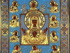 Икона «Знамение» Курско-Коренная