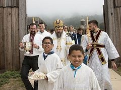 Annual Pilgrimage to Fort Ross, 2016