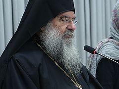 Митр. Афанасий Лимасольский о Всеправославном Соборе и духовной жизни