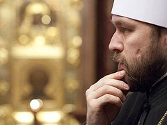 If problems on way to Pan-Orthodox Council are not resolved, it is better postponed - Metropolitan Hilarion