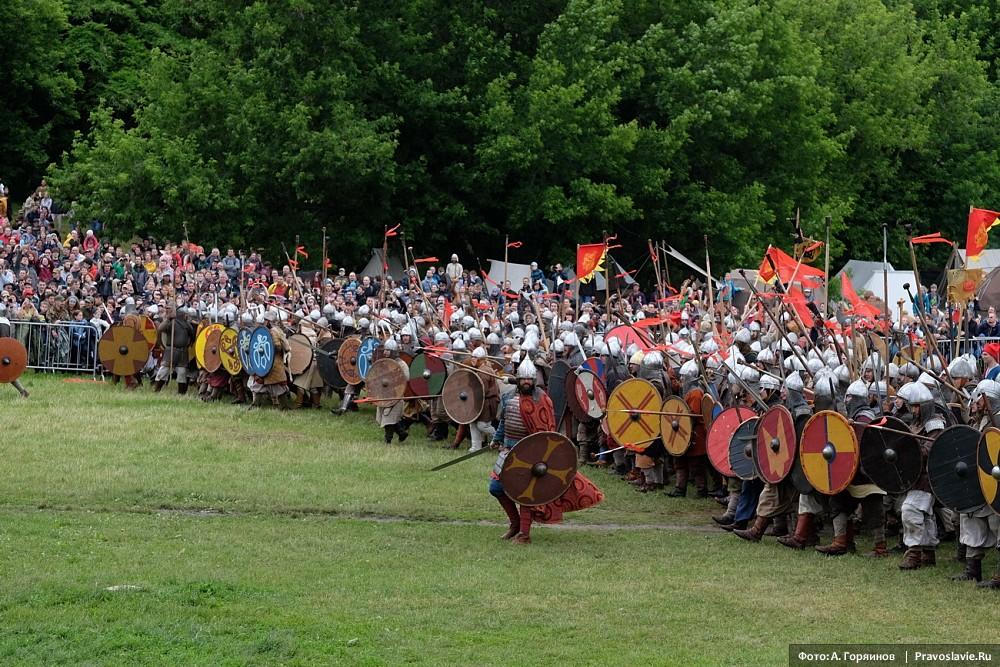 Битва тысячи мечей