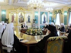 On the situation caused by the refusal of several Local Orthodox Churches to participate in the Holy and Great Council of the Orthodox Church