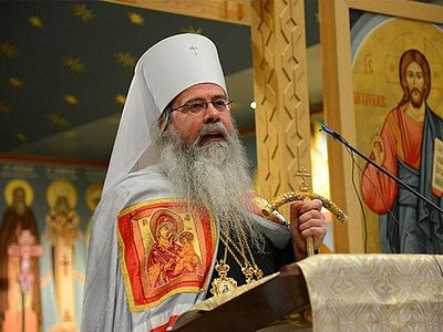 Metropolitan Tikhon (OCA) issues Archpastoral Letter, Public Statement on the Orlando shootings