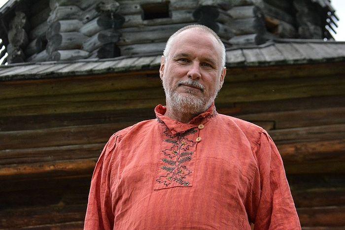 Сергей Николаевич Старостин, этномузыкант, мультиинструменталист и собиратель русского фольклора