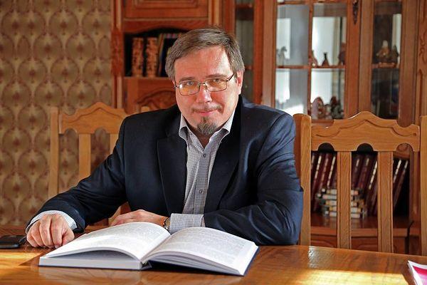 Генеральный директор Государственного центра русского фольклора Александр Викторович Ефимов