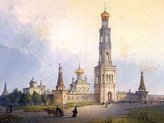 Симонов: самый грозный и самый забытый монастырь Москвы