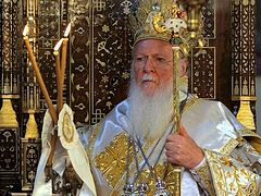 Pentecost Homily of His All-Holiness Patriarch Bartholomew on Crete