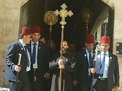 Jewish Radicals Disrupt Greek Orthodox Pentecost Prayer in Jerusalem, Calling Worshipers 'Evil'