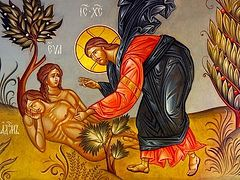 From the Side of Adam and the Side of Christ: The Creation of Eve and the Spiritual Life