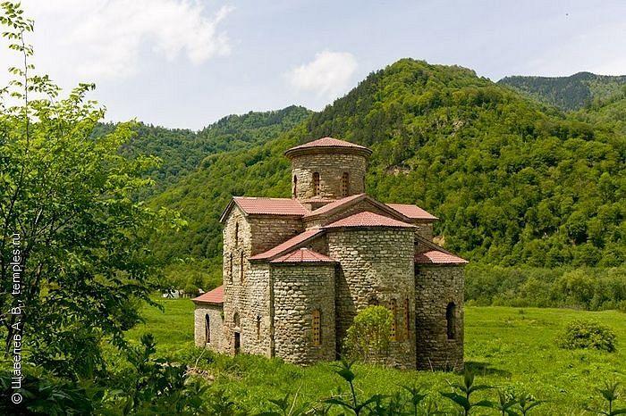 Holy Trinity Church, Nizhny Arkhyz