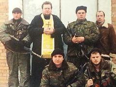 Прот. Олег Стеняев о миссии во время Чеченской кампании