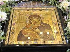 Слово на празднование в честь Владимирской иконы Пресвятой Богородицы