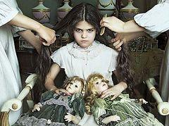 Про принцесс и детские травмы