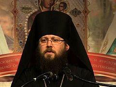 Archimandrite Irenei (Steenberg) elected ROCOR bishop of Sacramento