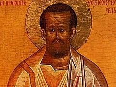 Holy Righteous Procopius of Ustiug, Wonder-Worker and Fool-for-Christ