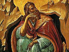 Пророк Божий Илия (+ВИДЕО)