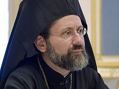 Constantinople official refused to participate in the cross procession of Ukrainian schismatics