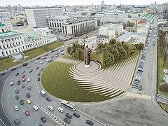 V. Medinsky: Monument to Prince Vladimir in Moscow to be installed by agreement with UNESCO