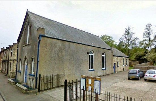 Church for sale in Exning