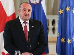 Georgian President rejects referendum on defining marriage