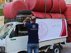 IOCC Still Responding to Syrian Families in Aleppo