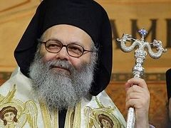 Damascus patriarchs call for lifting of sanctions against Syria