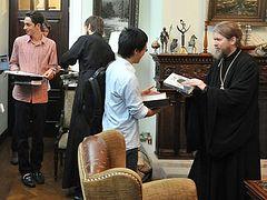 Епископ Тихон (Шевкунов) о визите Итонских студентов в Россию