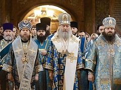 Patronal feast of Sretensky Monastery (+ PHOTOS)