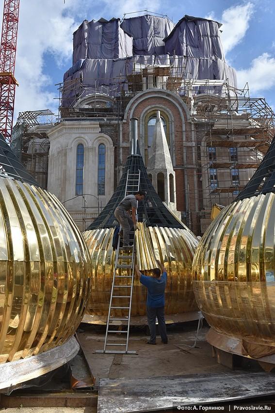 Боковые купола