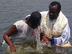 Mass Baptism of 118 Souls in Rwanda