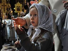 How can we teach children to pray?