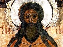 """Blessed John """"the Hairy"""" and Fool-For-Christ at Rostov"""
