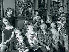 Формула семьи. Лавданские