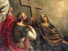 Пленение Креста Господня и его возвращение в Иерусалим