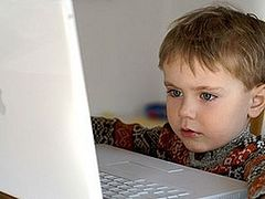 Подросток и компьютер