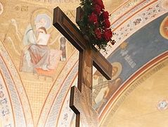 History of the Rite of the Exaltation of the Cross