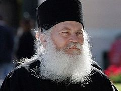 Abortion is dreadful murder, says Archimandrite Ephraim