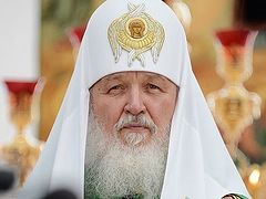 Patriarch Kirill to make first visit to UK in October